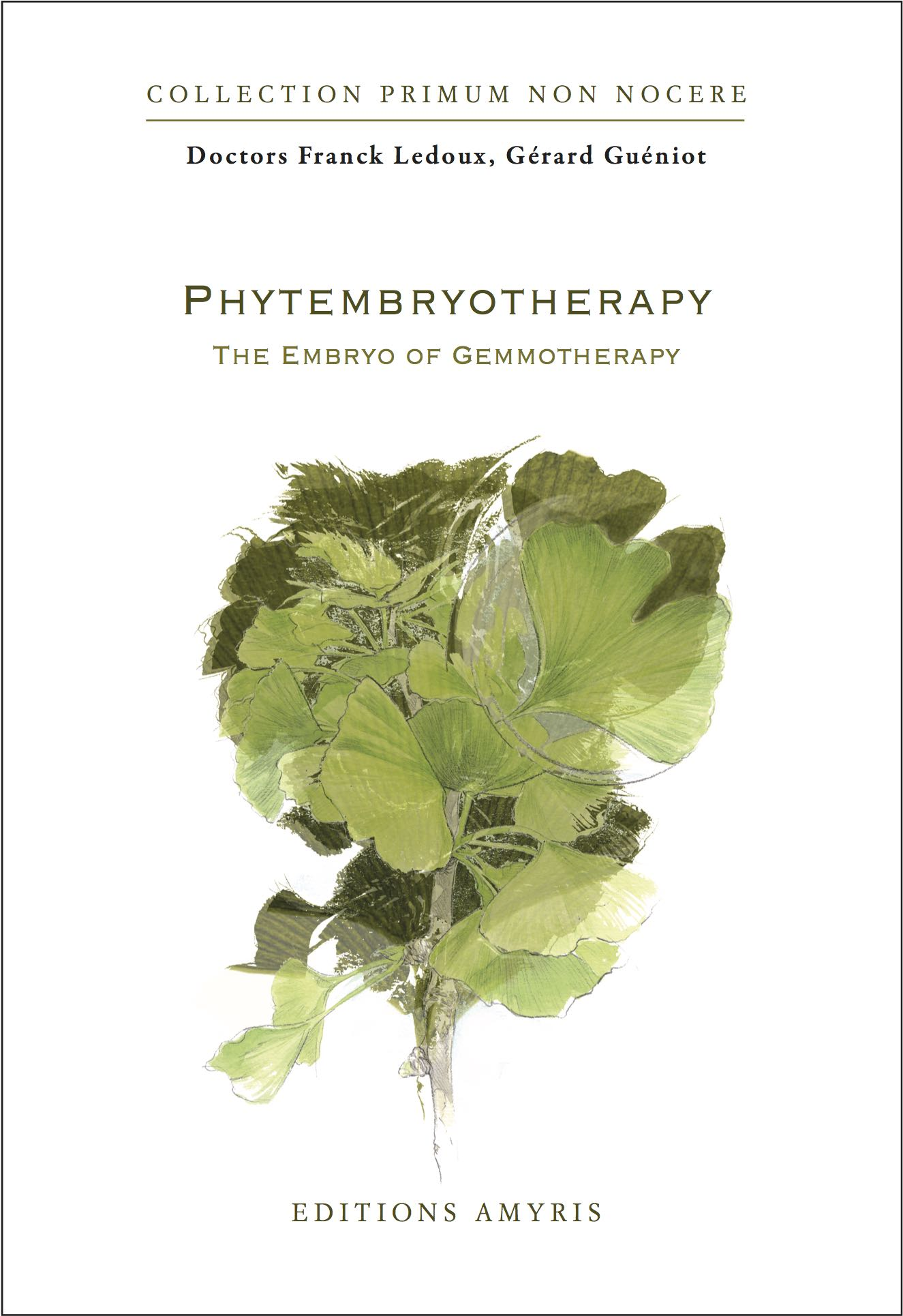 Phytembryotherapy